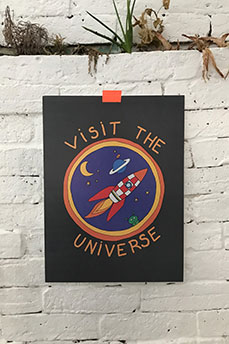 embroidery posters