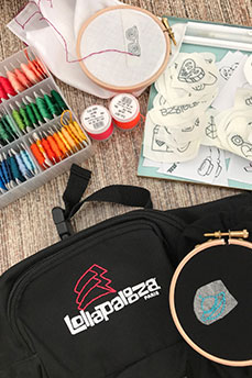 tutorials embroidery